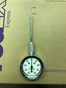 Sun Distributor Tester Points Tester Scale - Ounce Gauge For Ignition Points