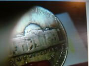 Many Error Coin 1943 P Nickle Cuds And 2nd Mint Mark + Lettering Under Unum