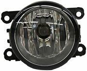 Genuine Ford 4f9z-15200-aa Fog Lamp Assembly Front