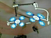 Miraz 4+4 Operation Theater Surgical And Examination Led Ot Lights Operating Lamp