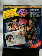 1993 The Elvis Collection-elvis Tribute Set-sealed Box-240 Cards+limited 5x7and039