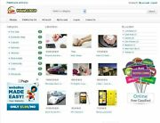 Classified Ads Website Class Theme - Free Install