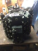 Johnson Evinrude Outboard Omc 200hp Powerhead 225hp Ficht V6 Fuel Injected