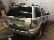 Front Axle Lhd 3.73 Ratio U-joint Front Yoke Fits 99-04 Grand Cherokee 353871