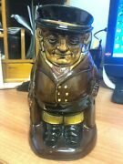 Royal Doulton Kingsware Toby - The Hunstman - Very Rare - First Version.