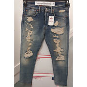 501ct Mens Customized And Tapered Jeans Size 32x3032x3234x3034x34