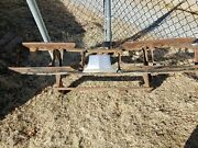 1970 Dodge Coronet Superbee Front End Parts Grill Bumper Headlight Mounting Area