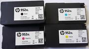 80 20 Sets Virgin Empty And Used Genuine Hp 952xl Ink Cartridges Empties
