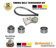 For Renault Espace Laguna 3.0 V6 24v 1997- New Timing Cam Belt Tensioner Kit