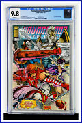 Youngblood Battlezone 1 Cgc Graded 9.8 Image April 1993 White Pages Comic Book