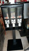 Routemaster Vending Machine 3 Select Triple Play, Tri- Vend Type Machine Candy