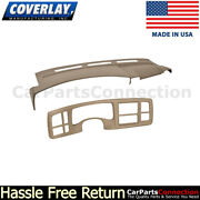 Coverlay Med Brown 18-216c-mbr For Escalade Dash/instrument Cluster Panel Cover