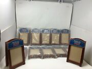 12 Samuel Sam Adams Boston Beer Menu Sign Picture Frame Table Top Stand New