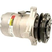 58265 4-seasons Four-seasons A/c Ac Compressor New For Chevy Olds With Clutch