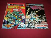 Aa30 Bronze Age Mixed 9 Book Lot Red Sonja Marvel Ronin Dc