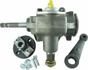 Borgeson Steering Conversion Kit - Power To Manual - And03964-and03967 Chevelle 442 Gto