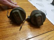 1941 Dodge Wc1 Early Blackout Lights Yankee