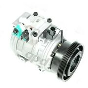 6511543 Gpd A/c Ac Compressor New For Expo With Clutch Mitsubishi Mirage Colt 94