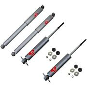 Set-kykg54100 Kyb Shock Absorber And Strut Assemblies Set Of 4 New For Chevy