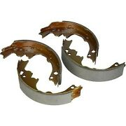 112.08330 Centric Brake Shoe Sets 2-wheel Set Rear New For Chevy Lcf 5500xd Gmc
