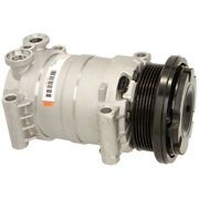 15-21729a Ac Delco A/c Compressor New For Chevy Olds Express Van With Clutch