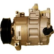 699357 Valeo A/c Ac Compressor New For Vw With Clutch Sedan Volkswagen Beetle A3