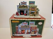 Lemax Village Collection The Lawn And Garden Shop Craftsman Sears Exclusive