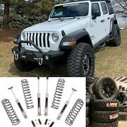 Spi7 Jeep Wrangler Jk Jl Unlimited 2.5andrdquo Lift Kit With Wheel And Tire Package