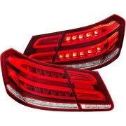 321331 Anzo Set Of 2 Tail Lights Lamps Driver And Passenger Side New Lh Rh Pair