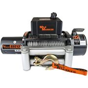 76-50251bw Mile Marker Winch New For Ram Truck Bronco F150 F250 Ford F-150 F-250