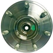 Wh550221 Quality-built Wheel Hub Front Driver Or Passenger Side New 4wd 4x4