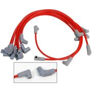 31419 Msd Set Of 8 Spark Plug Wires New For Chevy Suburban Express Van Blazer