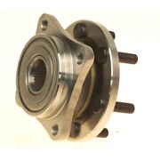 Wh513109 Quality-built Wheel Hub Front Or Rear Driver Passenger Side New 4wd 4x4