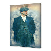 Thomas Shelby Peaky Blinders Canvas Print Picture Wall Art Free Fast Delivery Sl