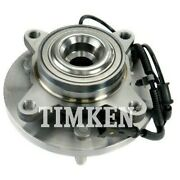 Sp550220 Timken Wheel Hub Front Driver Or Passenger Side New For F150 Truck