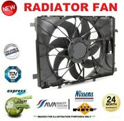 Brand New Radiator Fan For Ford Mondeo Iv Saloon 1.6 Ti 2007-2014
