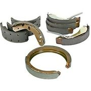 111.10400 Centric 2-wheel Set Parking Brake Shoes Rear New For Chevy Sedan Cts