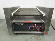 Star Grill-max Pro Model 20 Table Top Hot Dog Roller Grill. Great For Food Truck