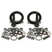 Ygk015 Yukon Gear And Axle Ring And Pinion Front Rear New For Jeep Wrangler 07-14