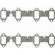Ms9812 Felpro Exhaust Manifold Gaskets Set New For Country Custom Truck F150