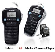 Portable Label Maker, Easy Use, One Touch Smart Keys, Large Display Organization