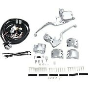 Drag Specialties Handlebar Control Kit With Switches For 96-11 Harley Davidson