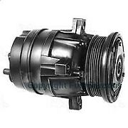 58777 4-seasons Four-seasons A/c Compressor Front New For Chevy Olds With Clutch