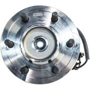 Wh550222 Quality-built Wheel Hub Front Driver Or Passenger Side New 4wd 4x4