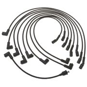 9188w Ac Delco Set Of 8 Spark Plug Wires New For Chevy Olds Le Sabre Express Van