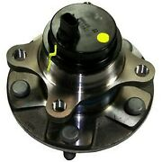407.44021 Centric Wheel Hub Front Driver Or Passenger Side New Rh Lh Left Right
