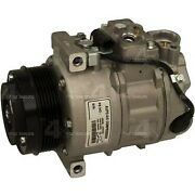 98356 4-seasons Four-seasons A/c Compressor New For Mercedes C Class With Clutch
