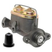 18m13 Ac Delco Brake Master Cylinder New For Olds Ninety Eight Cutlass Cherokee