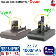22v Li-ion Battery For Dyson Vacuum Cleaner Dc31 Dc34 Dc35 Dc44 Animal Type A/b
