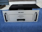 Audio Research D-70 Mkii Stereo Power Amplifier With Original Box And Manual